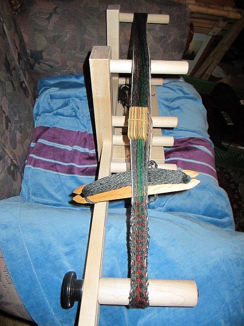 Inkle loom 2