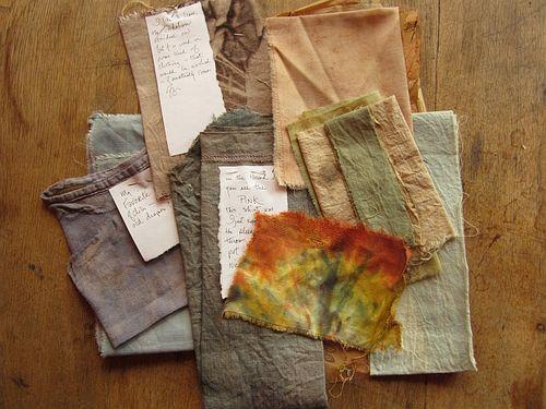 Desert fabric