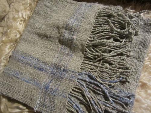 Cotton scarf 3