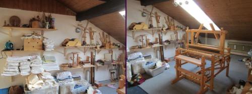 Loom side